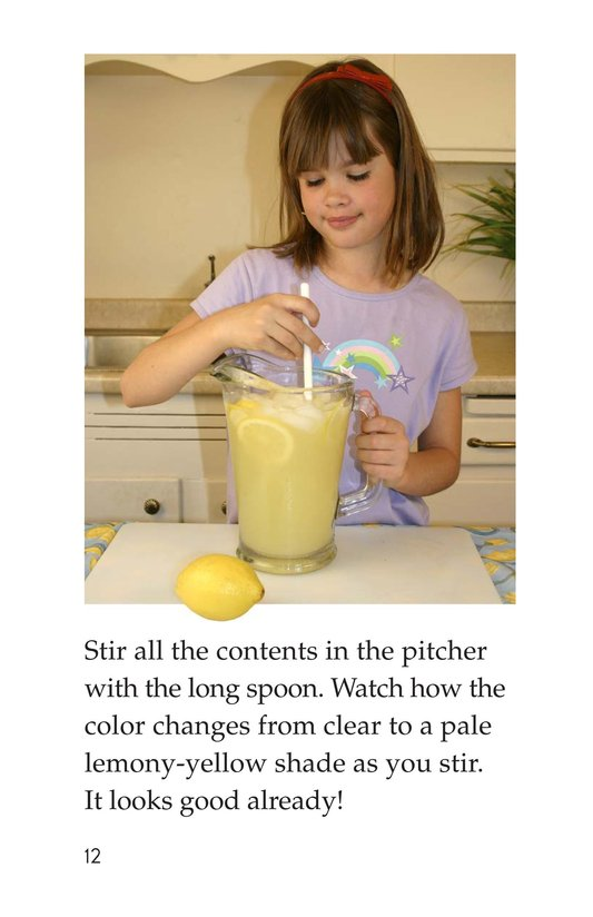 Book Preview For How to Make Lemonade Page 12