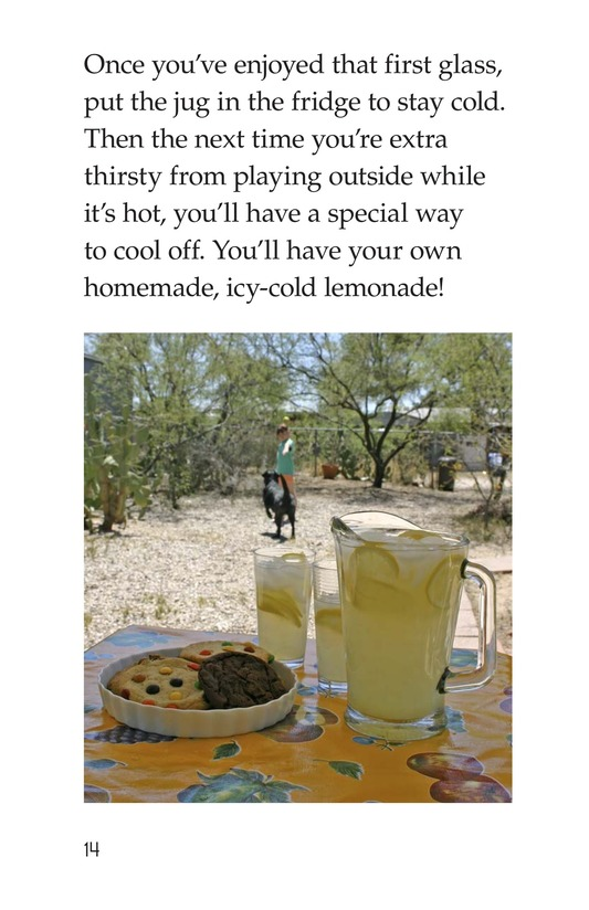 Book Preview For How to Make Lemonade Page 14