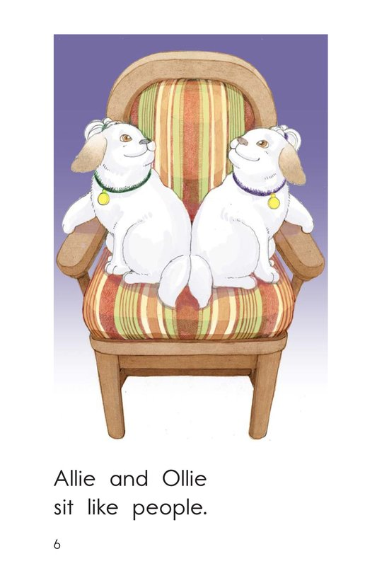 Book Preview For Allie and Ollie Page 6