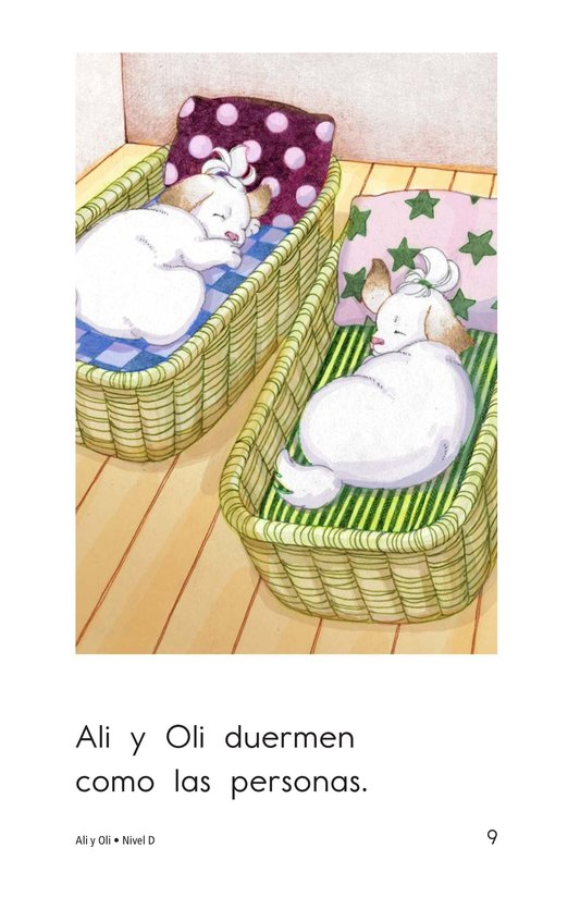 Book Preview For Allie and Ollie Page 9