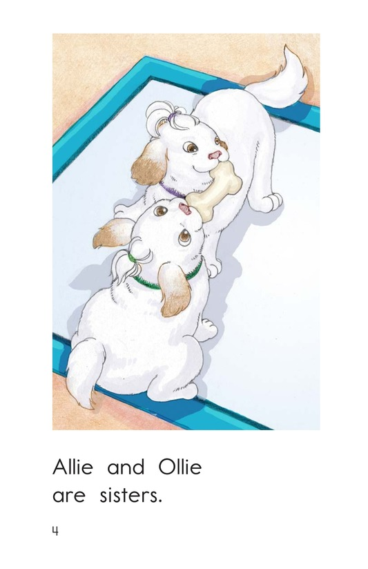 Book Preview For Allie and Ollie Page 4