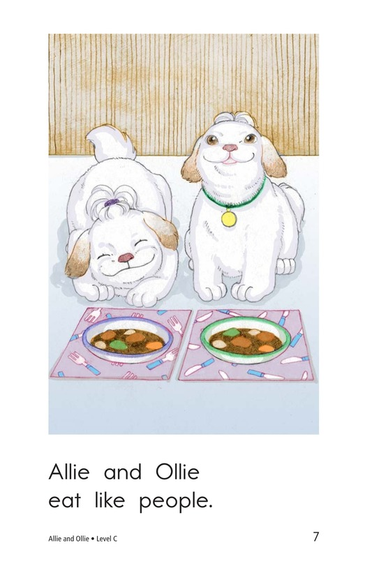 Book Preview For Allie and Ollie Page 7