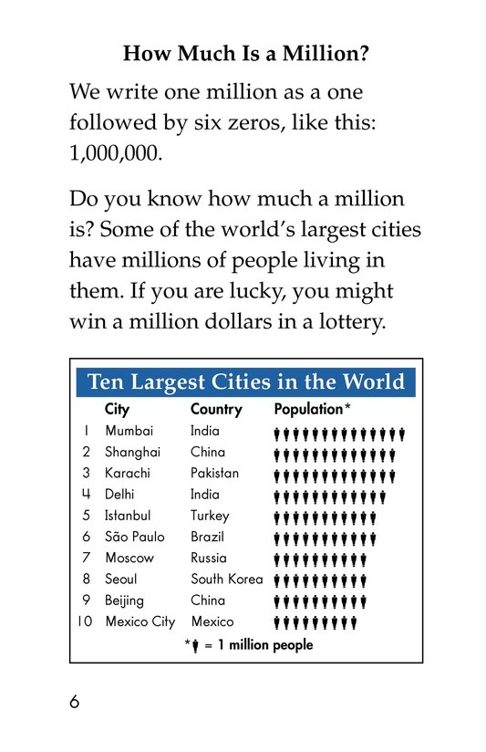 Book Preview For How Much Is a Trillion? Page 6