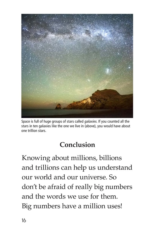 Book Preview For How Much Is a Trillion? Page 16