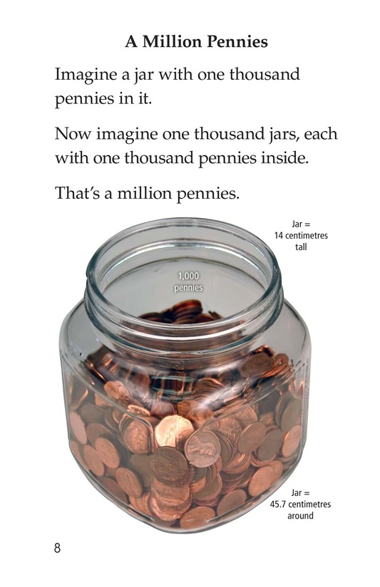 Book Preview For How Much Is a Trillion? Page 8