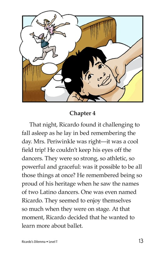 Book Preview For Ricardo's Dilemma Page 13