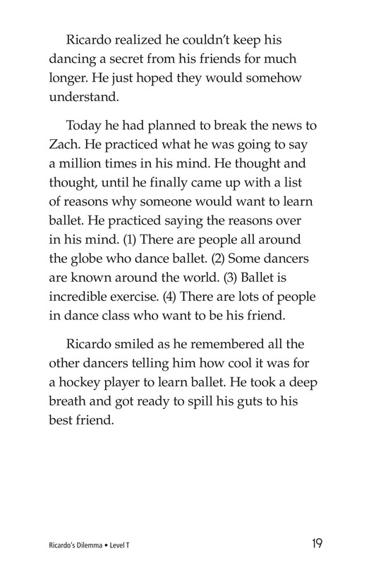 Book Preview For Ricardo's Dilemma Page 19