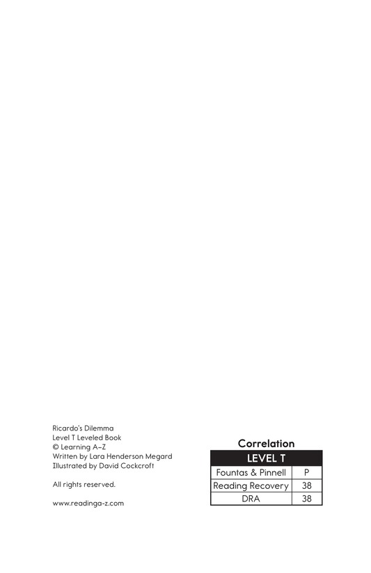 Book Preview For Ricardo's Dilemma Page 21