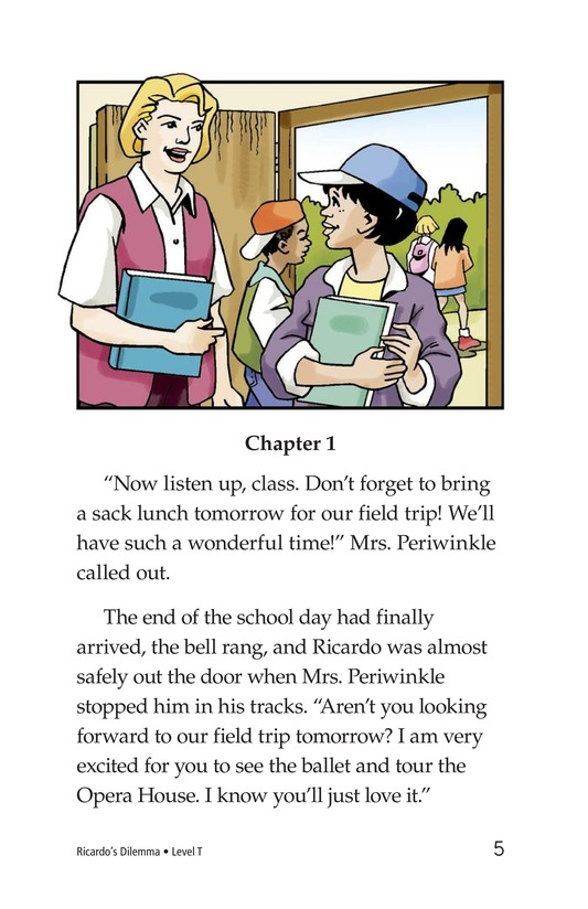 Book Preview For Ricardo's Dilemma Page 5