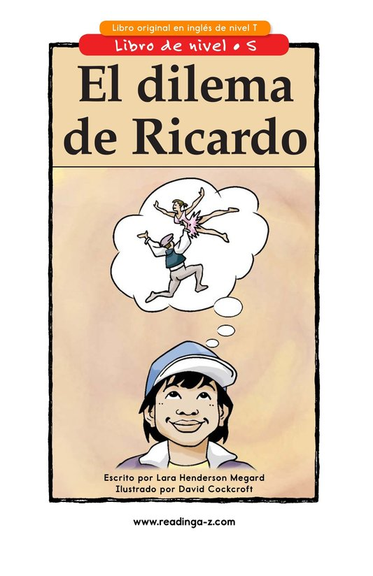 Book Preview For Ricardo's Dilemma Page 1