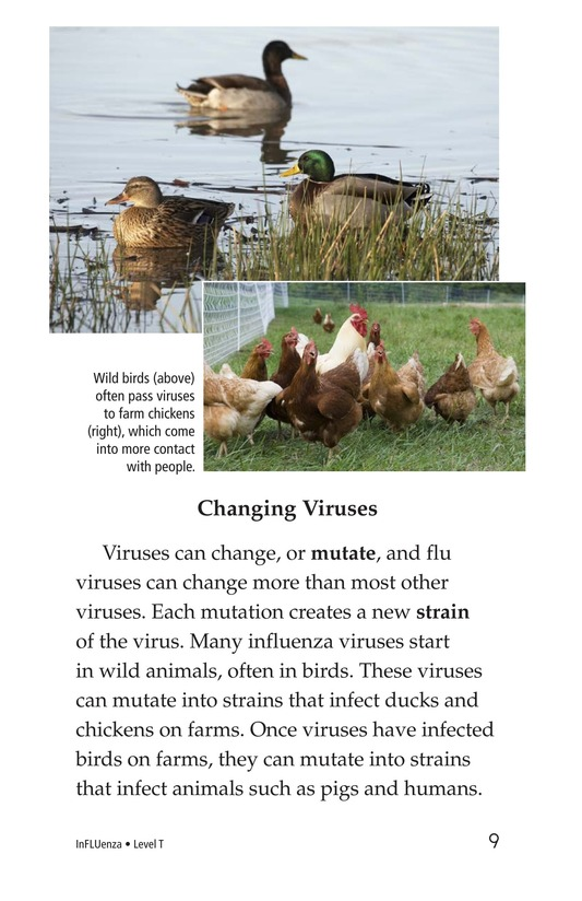 Book Preview For InFLUenza Page 9