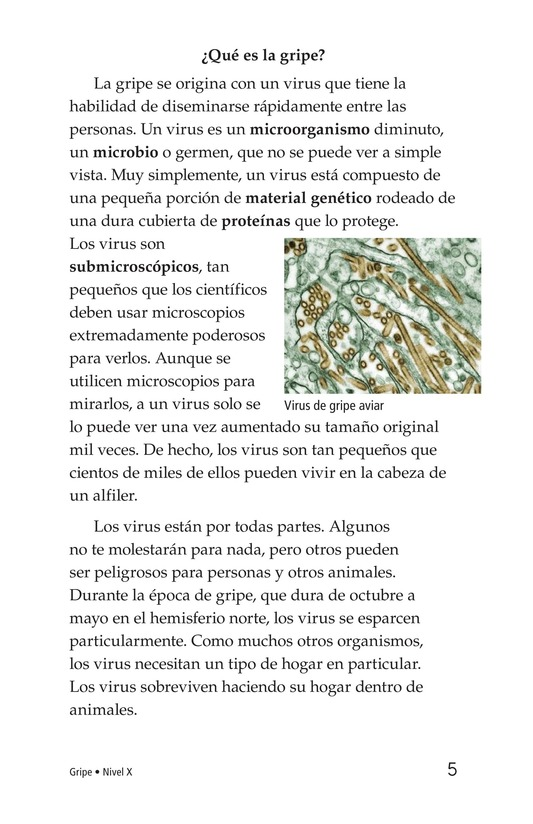 Book Preview For InFLUenza Page 5