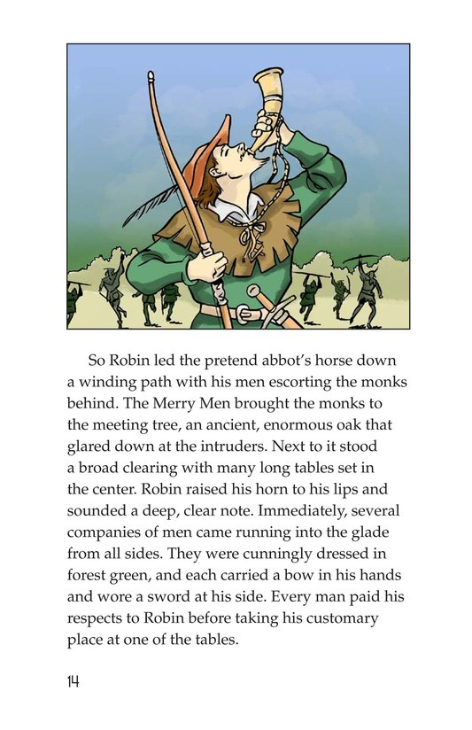 Book Preview For Robin Hood and the King Page 14