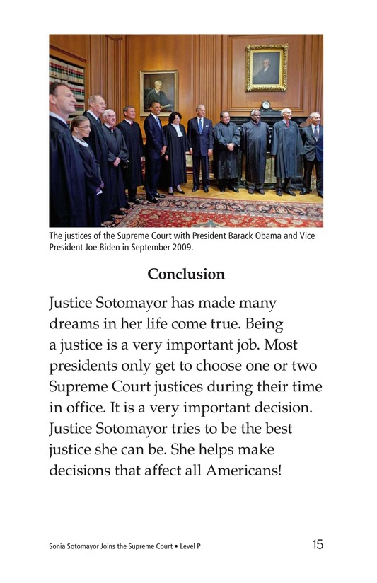Book Preview For Sonia Joins the Supreme Court Page 15
