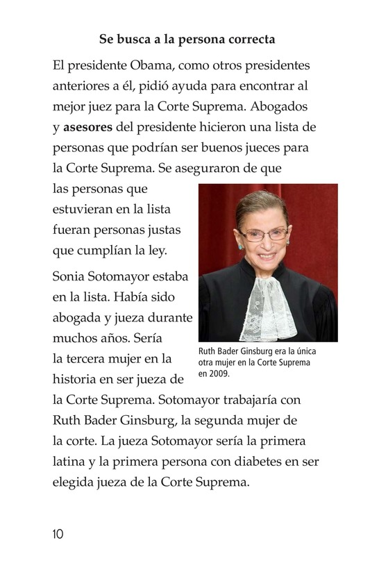 Book Preview For Sonia Joins the Supreme Court Page 10