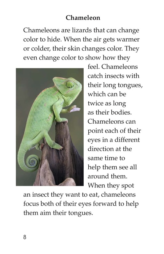 Book Preview For Wonders of Nature Page 8