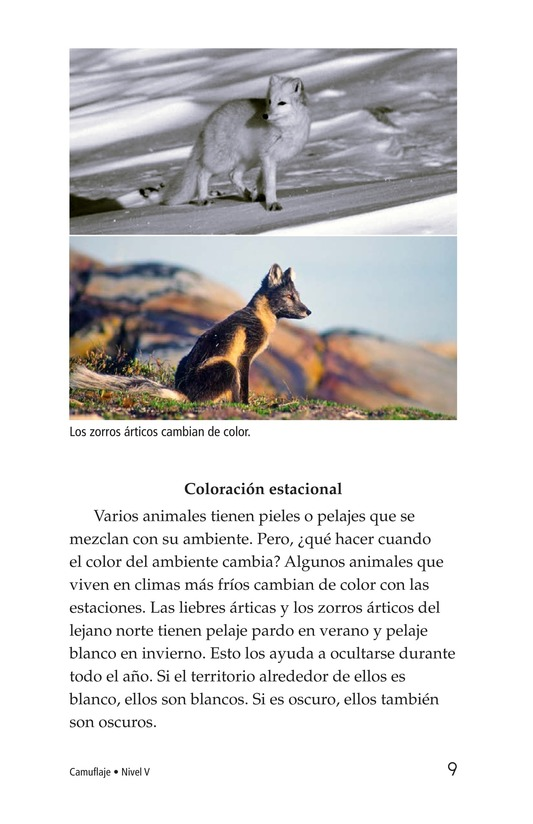 Book Preview For Camouflage Page 9