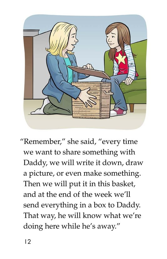 Book Preview For Hugs for Daddy Page 12