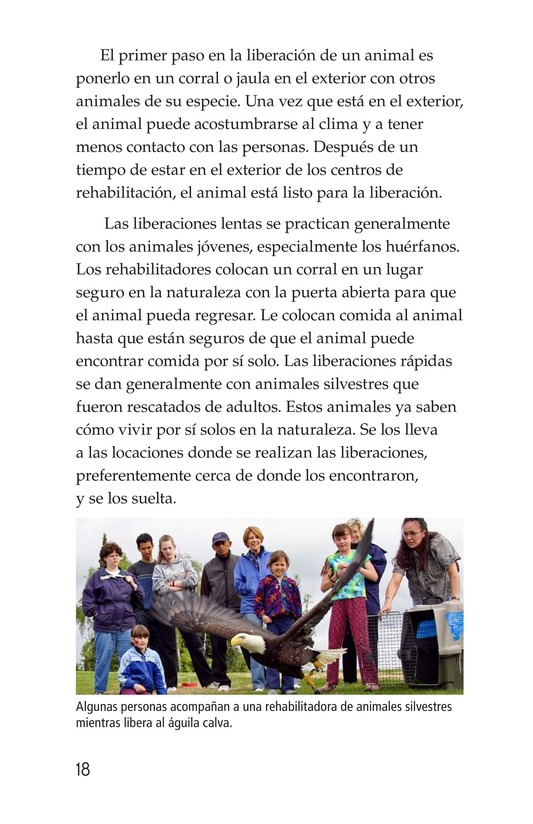 Book Preview For Wildlife Rescue Page 18