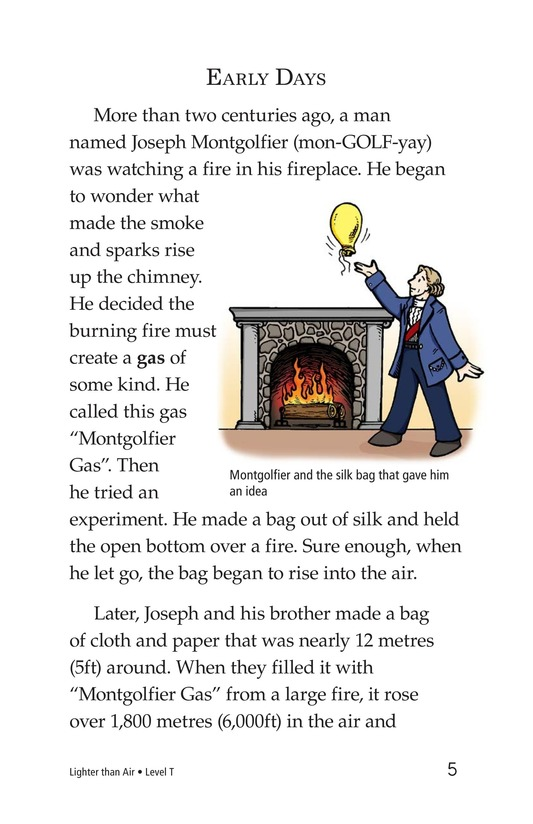 Book Preview For Lighter Than Air Page 5