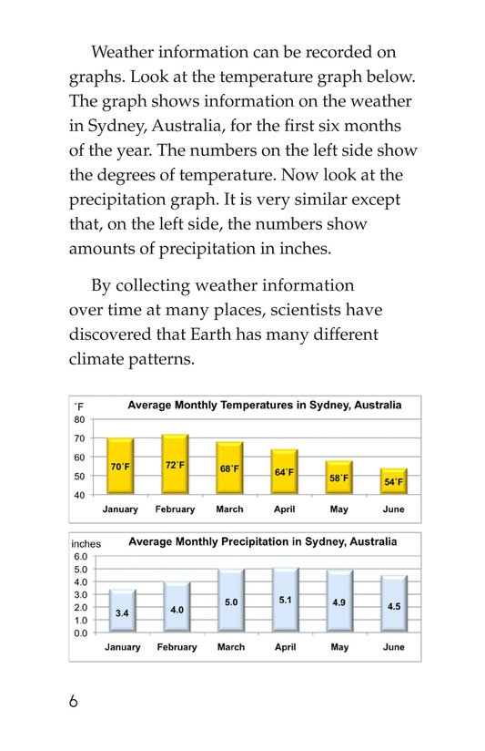 Book Preview For Explorer's Guide to World Weather Page 6