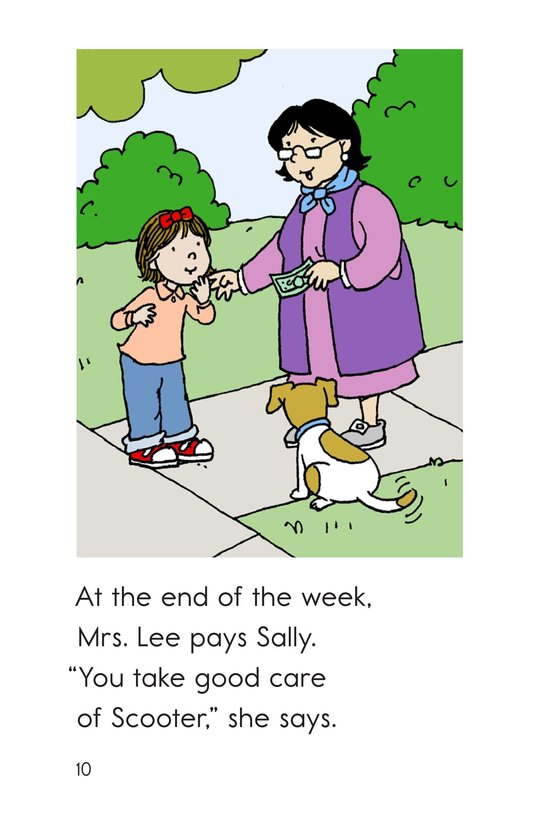 Book Preview For A Dog for Sally Page 10