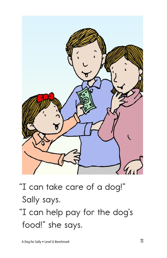Book Preview For A Dog for Sally Page 11