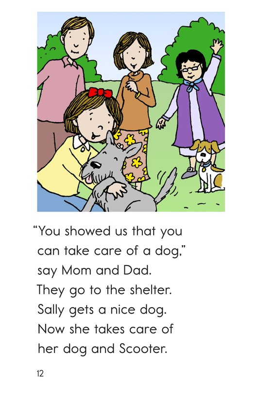 Book Preview For A Dog for Sally Page 12