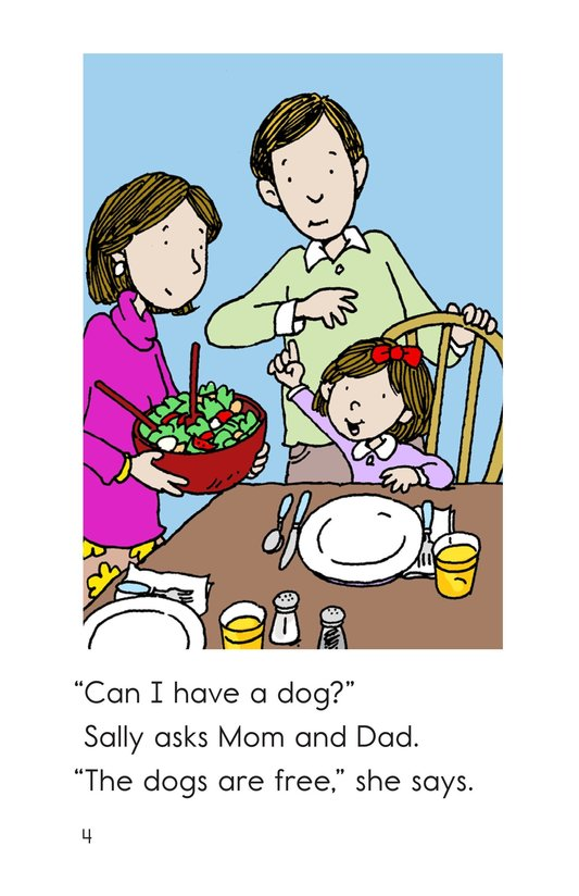 Book Preview For A Dog for Sally Page 4