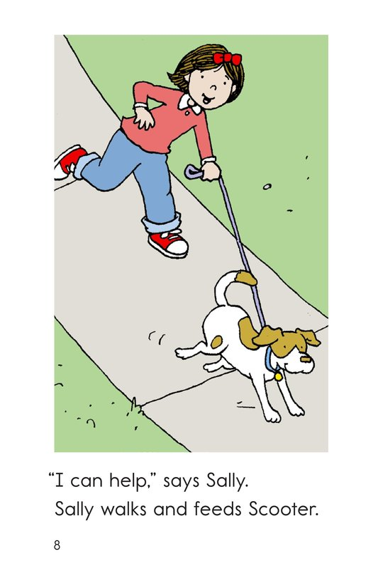 Book Preview For A Dog for Sally Page 8
