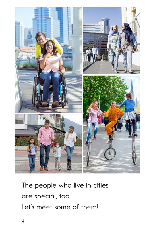 Book Preview For I Live in the City Page 4