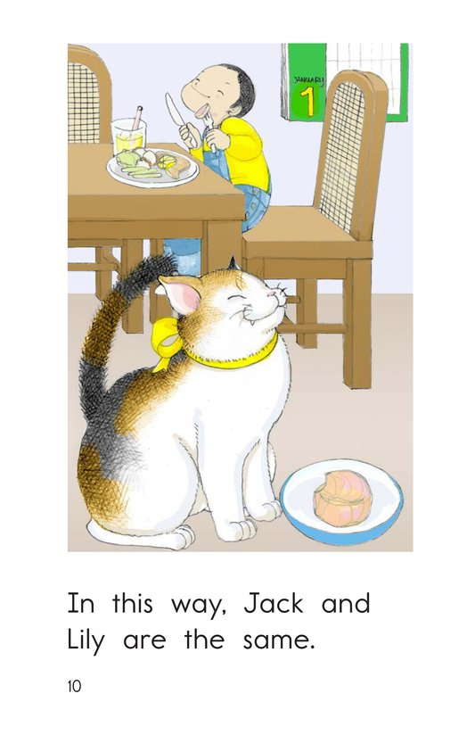 Book Preview For Jack and Lily's Favorite Food Page 10