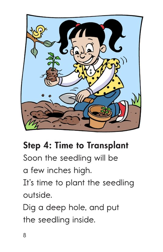 Book Preview For Grow Tomatoes in Six Steps Page 8