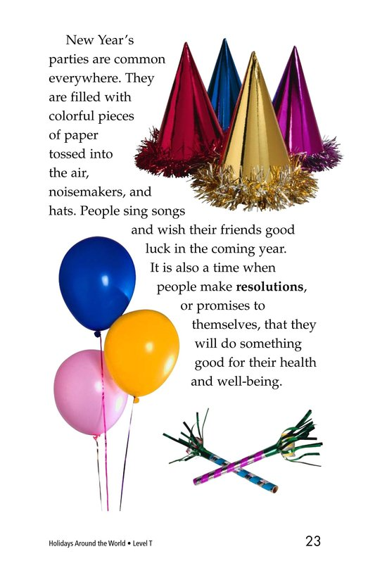 Book Preview For Holidays Around the World Page 23