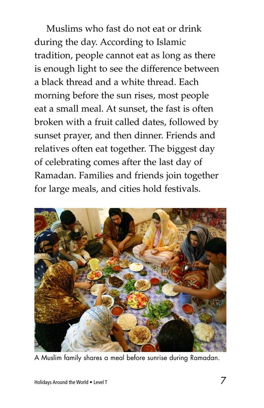Book Preview For Holidays Around the World Page 7