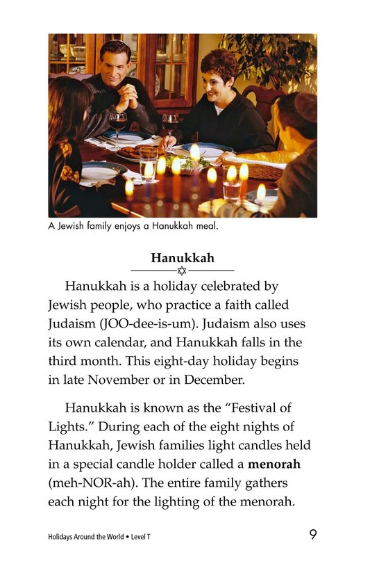 Book Preview For Holidays Around the World Page 9