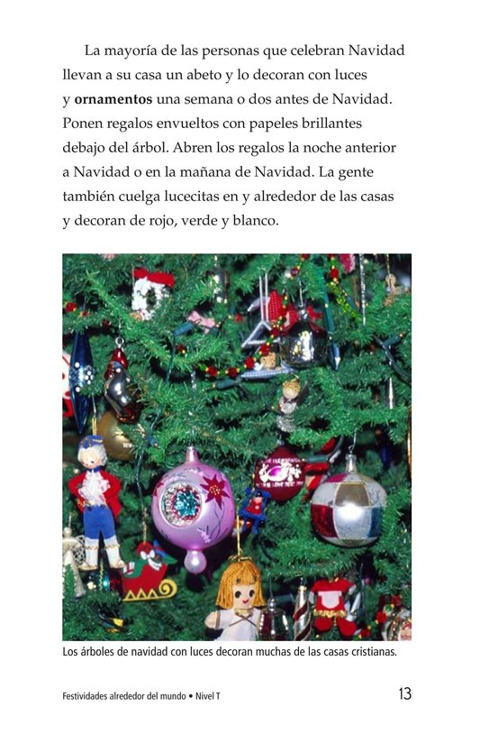 Book Preview For Holidays Around the World Page 13