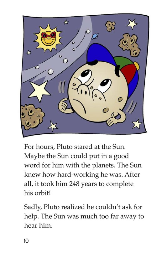 Book Preview For Pluto's New Friends Page 10
