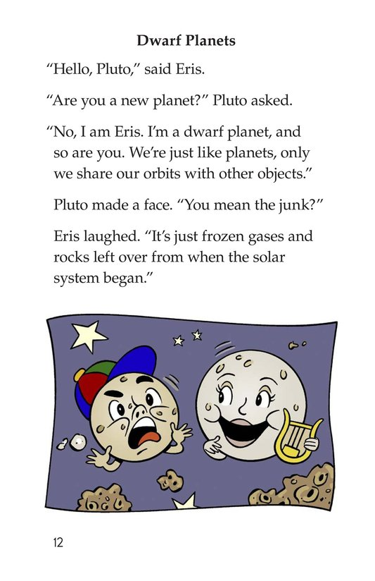 Book Preview For Pluto's New Friends Page 12