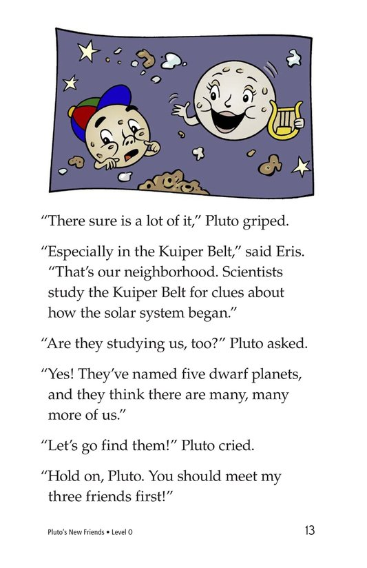 Book Preview For Pluto's New Friends Page 13