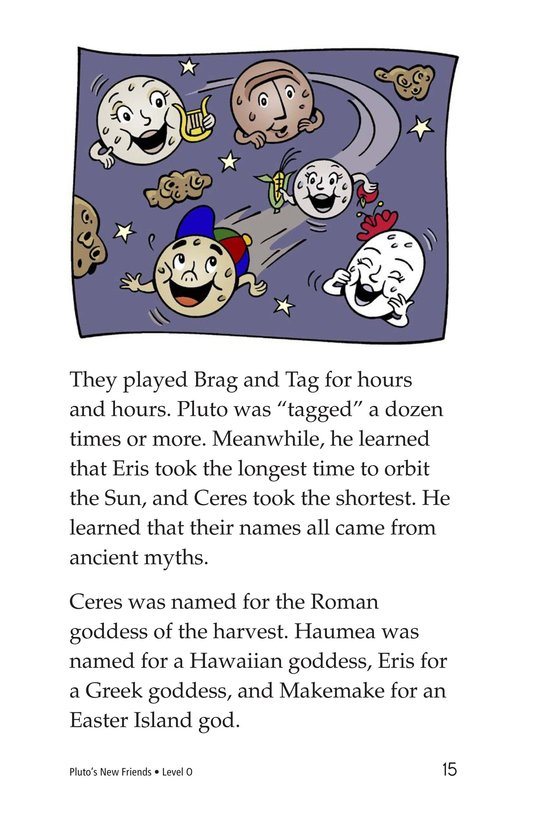 Book Preview For Pluto's New Friends Page 15
