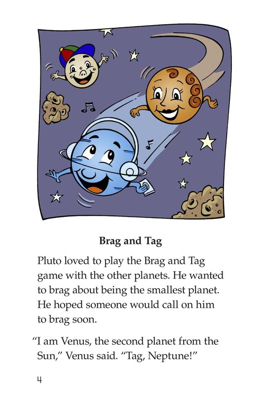 Book Preview For Pluto's New Friends Page 4