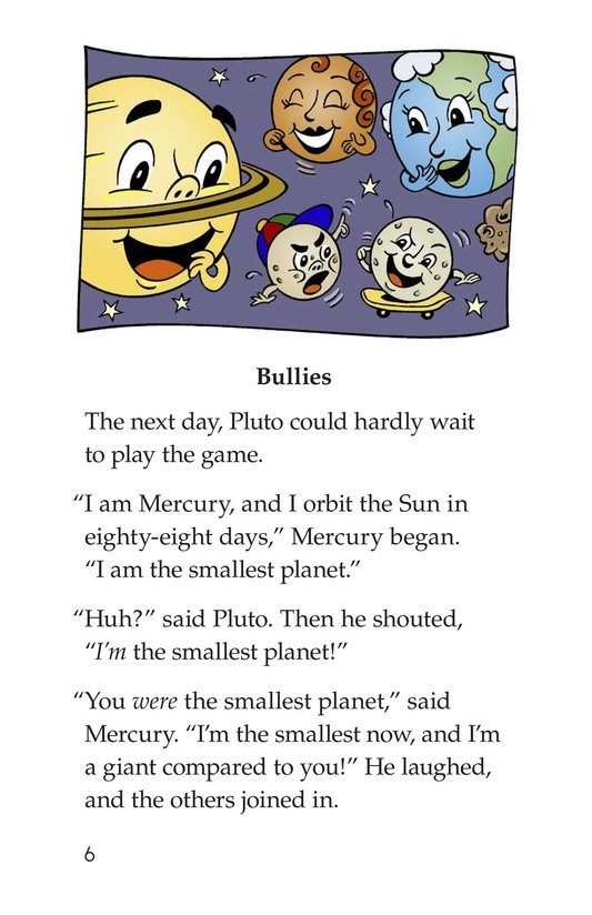 Book Preview For Pluto's New Friends Page 6