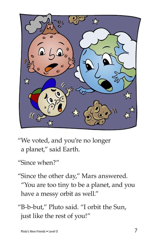 Book Preview For Pluto's New Friends Page 7