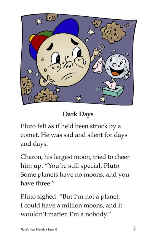 Book Preview For Pluto's New Friends Page 9
