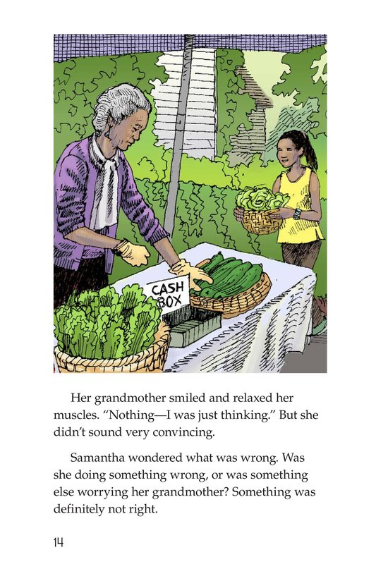 Book Preview For Growing Up Green Page 14