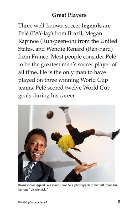 Book Preview For World Cup Soccer Page 11