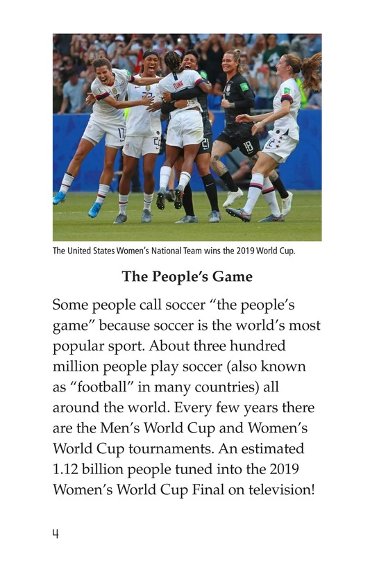 Book Preview For World Cup Soccer Page 4
