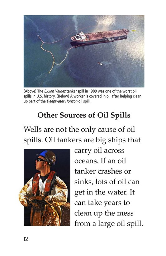 Book Preview For Oil: A Messy Resource Page 12