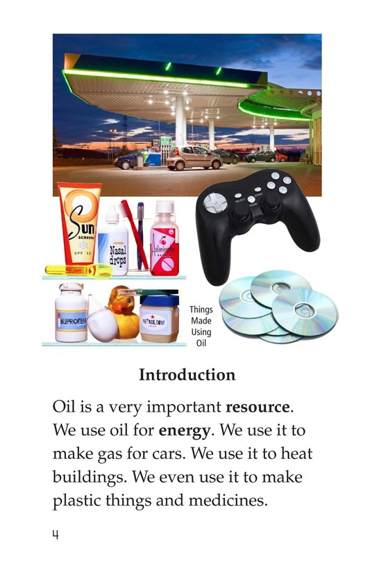 Book Preview For Oil: A Messy Resource Page 4